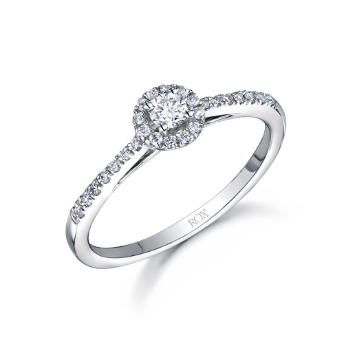 How To Select A Diamond Ring For Your Engagement